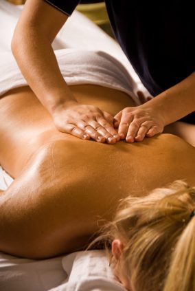 Swedish massage | Effleurage