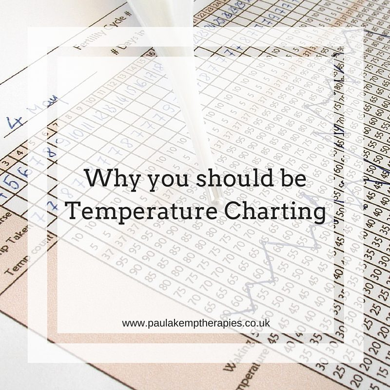 If you are trying to conceive, find out why you should be temperature charting and how it will help you see what is happening during your cycle.