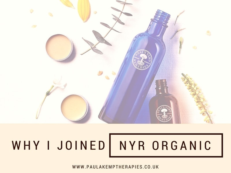 neal's yard remedies organic | paula kemp therapies | walton on thames