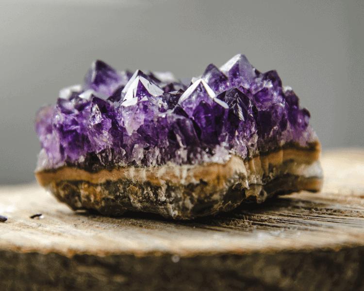 7 Crystals for Meditation | Amethyst